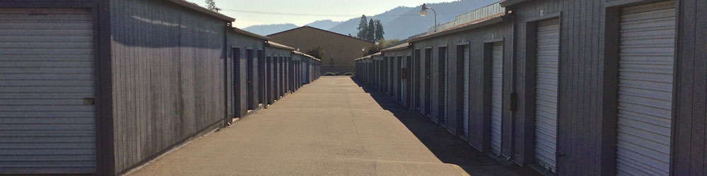 Regular Storage Units